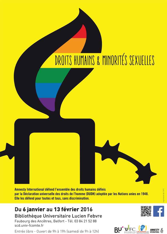 droits humains et minorit s sexuelles l 39 actu de l 39 universit de franche comt. Black Bedroom Furniture Sets. Home Design Ideas
