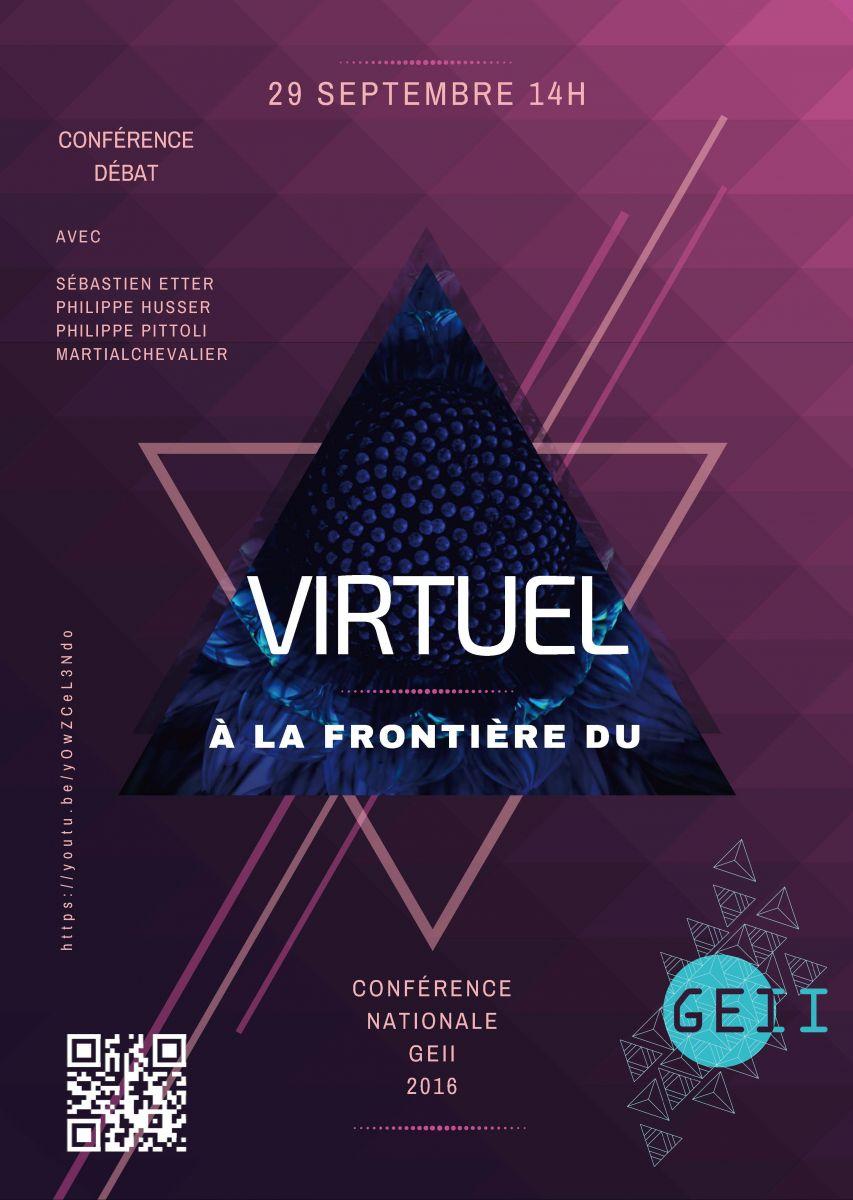 Geii Un Mooc National à La Frontière Du Virtuel L Actu