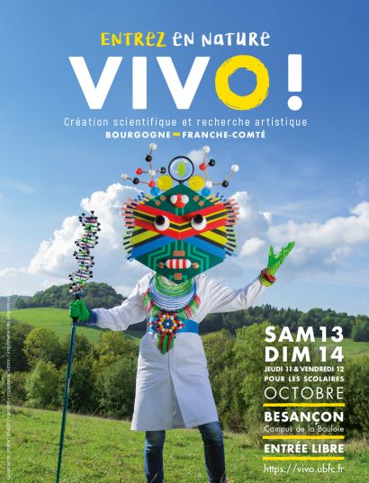Manifestation VIVO!