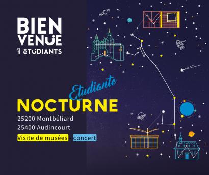 Nocturne étudiante