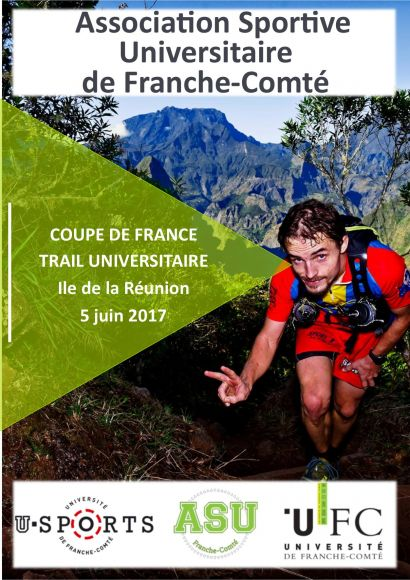 Coupe de France Trail Universitaire-Ile de la Reunion