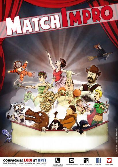 Match ARTI-LUDI