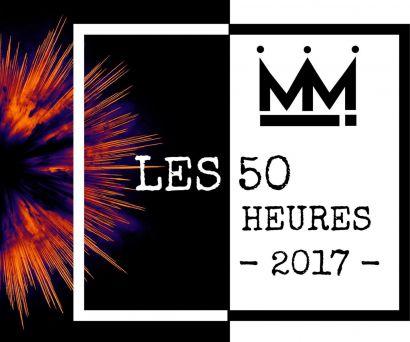 Les 50 heures du département MMI de l'IUT de Belfort-Montbéliard commenceront le 13 janvier 2017!