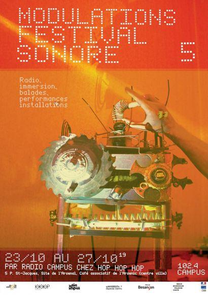 Modulations Festival numéro 5 : Festival sonore