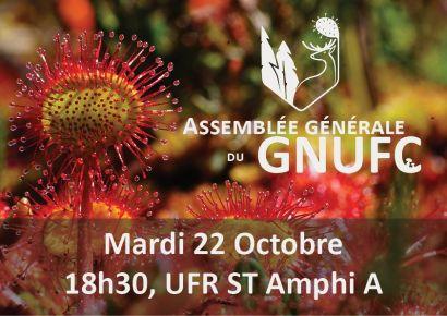 Groupe naturaliste universitaire de Franche-Comté