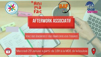 Afterwork associatif