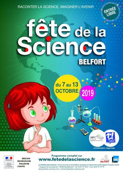 L'IUT et l'UFR STGI fêtent la science !