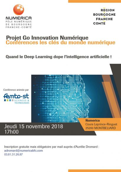 Quand le Deep Learning dope l'intelligence artificielle !
