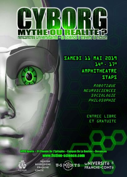 Colloque Cyborgs
