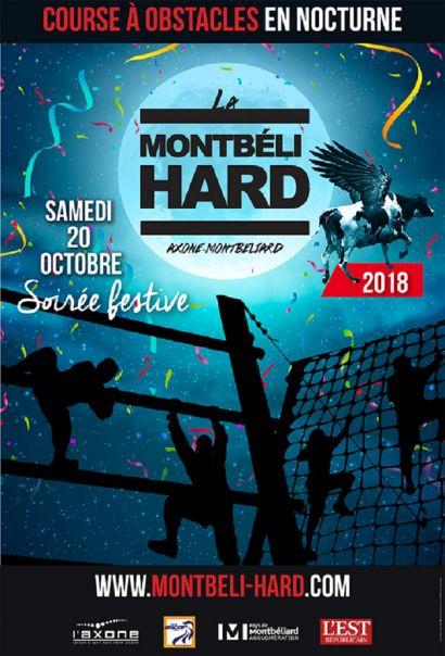 Prêts pour la Montbéli'Hard 2018?