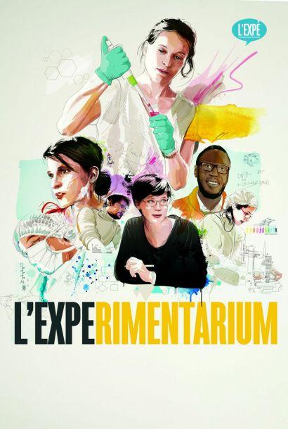 Affiche Expérimentarium