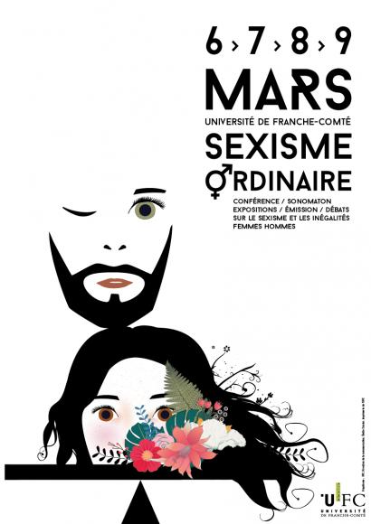 Affiche contre le sexisme