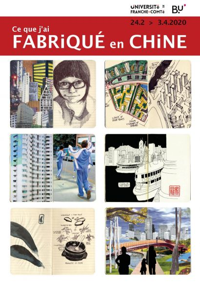photos et dessins chinois
