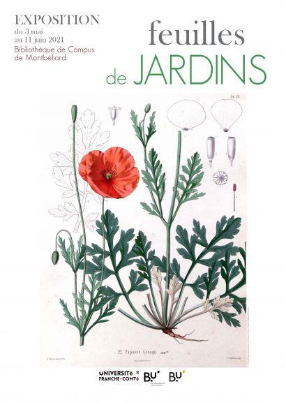 """Exposition """"Feuilles de jardins"""""""