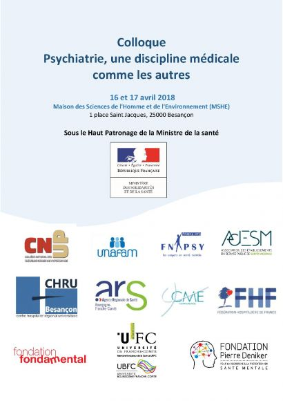 colloque psychiatrie