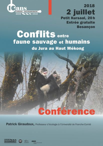 affiche conférence conflits