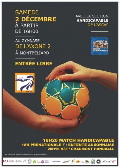 Le handball pour tous !