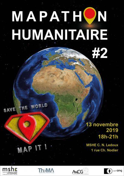 Mapathon humanitaire #2