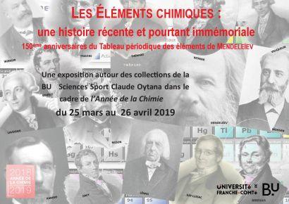 chimistes célèbres