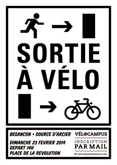 affiche vélocampus