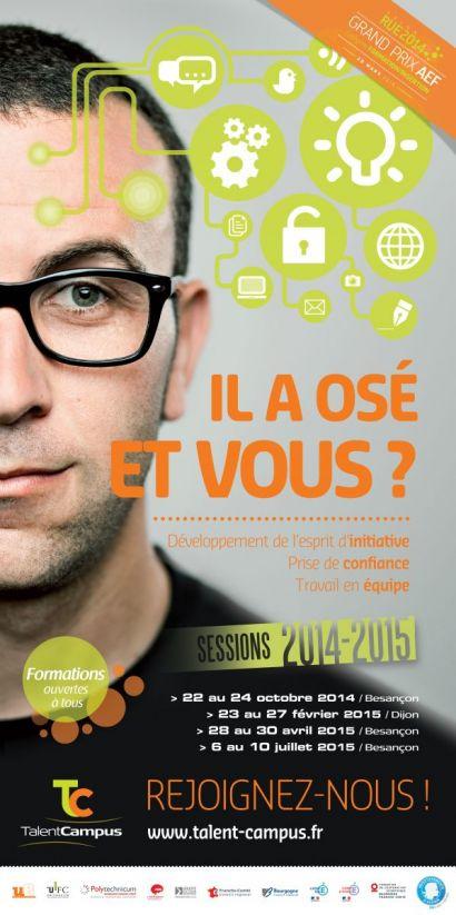 Affiche de TalentCampus