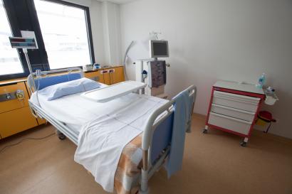 Chambre d'hôpital