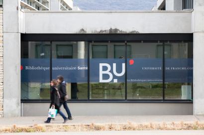 Photo extérieure de la BU