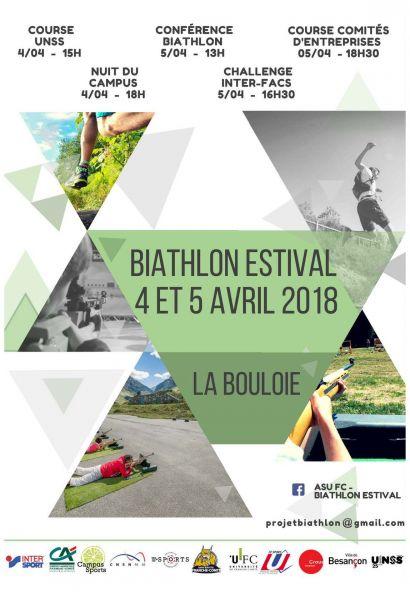 Biathlon estival