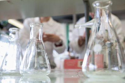matériel de chimie