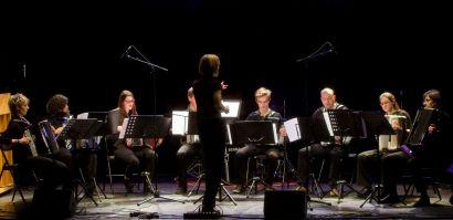 Concert de l'ensemble d'accordéons Ça manque pas d'air