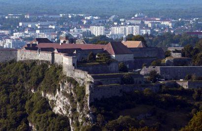 Vue de la citadelle