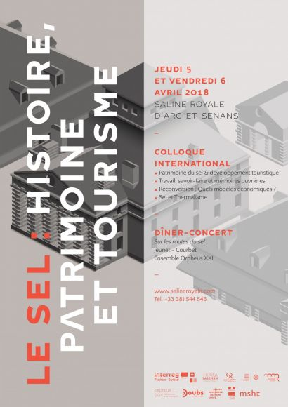 Affiche colloque Le sel