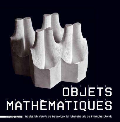 Couverture du livre Objets mathématiques