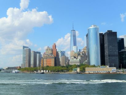 La skyline de New York