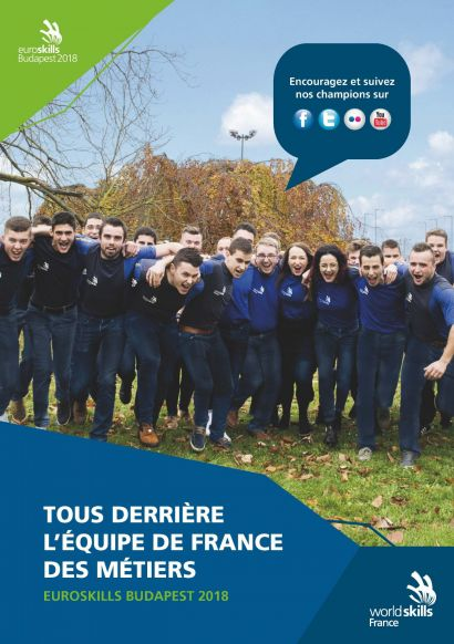 EuroSkills 2018, un ancien étudiant de l'IUT de Belfort-Montbéliard en lice !