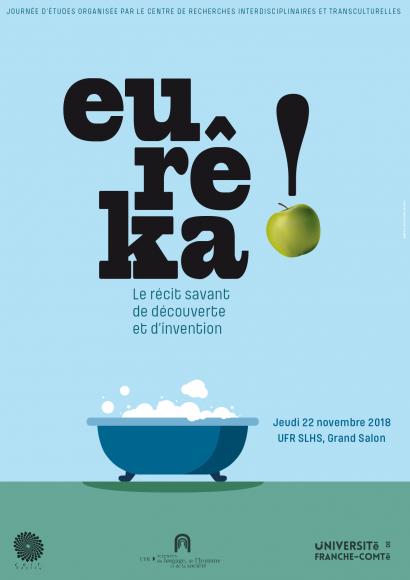 Affiche Eurêka par Jacky Frossard