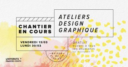 Ateliers design graphique