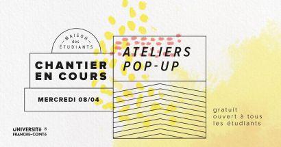 Atelier Pop-up