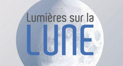 Affiche lumières sur la lune