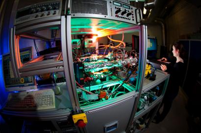 Recherche sur la pile à combustible au FC Lab