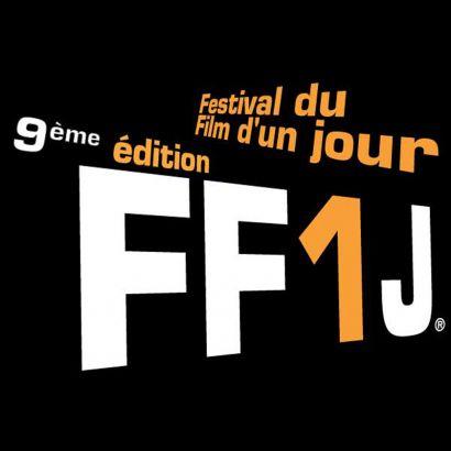 Affiche festival du film d'un jour