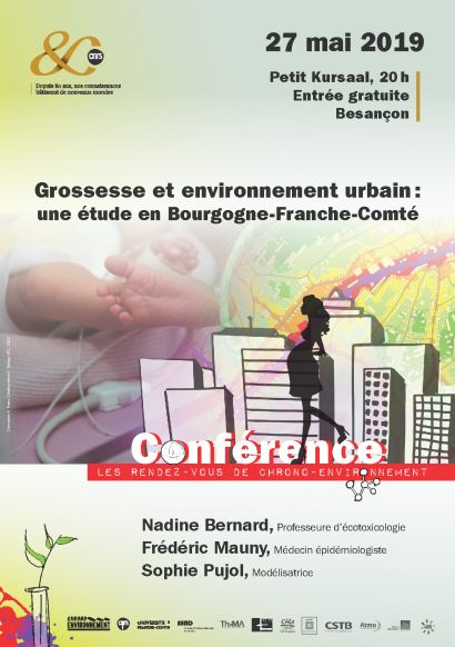 affiche conférence Grossesse