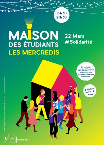 Mercredi à la MDE Solidarité