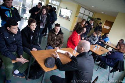 Forum des métiers de la gestion