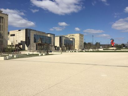 image campus Dijon