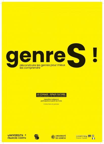 Exposition genres