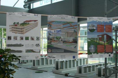 6 étudiants représenteront l'IUT de Belfort-Montbéliard au Challenge Génie Civil - Constrution Durable à Saint-Nazaire