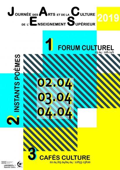 Journée des arts et de la Culture de l'Enseignement Supérieur