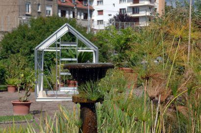 Photo du jardin botanique