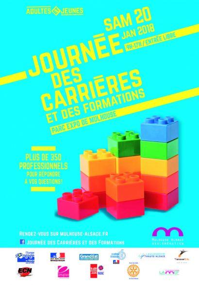 Journée des carrières et des formations 2018: Rencontrez les étudiants et enseignants de l'IUT de Belfort-Montbéliard